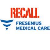 Recall Fresenius
